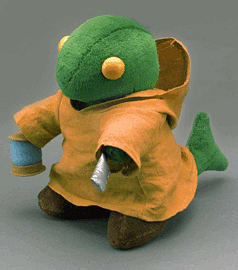 Final Fantasy Plush - TonberryToys and Gadgets