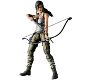 Tomb Raider Play Arts Kai - Lara Croft screen shot 1
