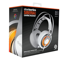 SteelSeries Siberia Elite White HeadsetAccessories