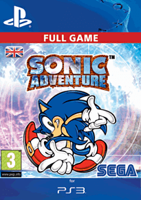 Sonic Adventure for PS3