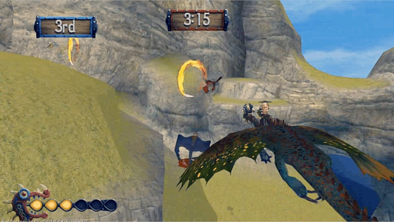 Buy how to train your dragon 2 on xbox 360 free uk delivery game how to train your dragon 2 ccuart Choice Image