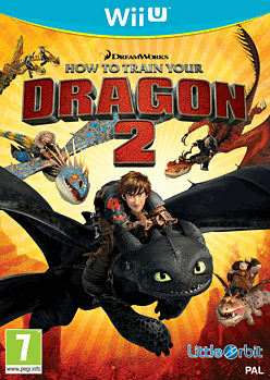 How to Train Your Dragon 2Wii-U