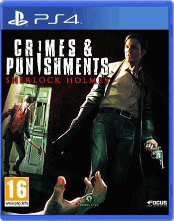 Sherlock Holmes: Crimes and Punishments on PlayStation 4, PlayStation 3, Xbox One, Xbox 360 and PC at GAME.co.uk