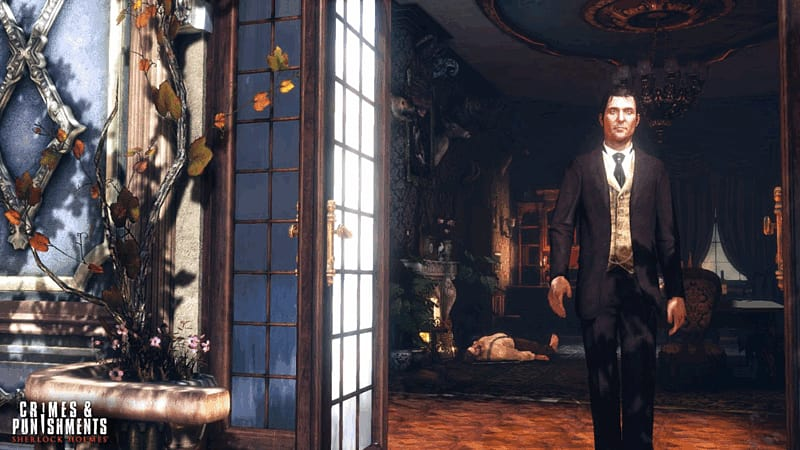 Sherlock Holmes: Crimes and Punishments Screenshots