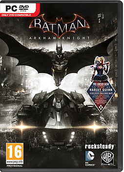 Batman: Arkham Knight - Red Hood Edition - Only at GAME PC Games