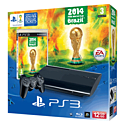 PlayStation 3 12GB with EA SPORTS 2014 FIFA World Cup Brazil PlayStation 3