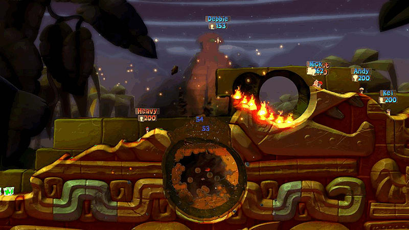 buy worms battlegrounds on xbox one free uk delivery game