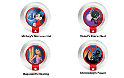 Disney INFINITY Power Discs Pack - Series 3 screen shot 1