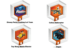 Disney INFINITY Power Discs Pack - Series 3 screen shot 3