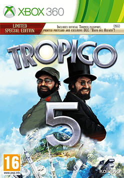 Tropico 5 - Limited Special EditionXbox 360Cover Art