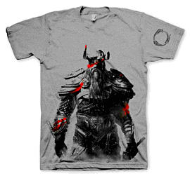 The Elder Scrolls Online T-shirt - Nord - LargeClothing and Merchandise