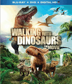 Walking With Dinosaurs: The MovieBlu-ray