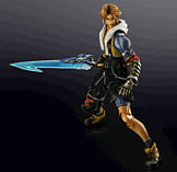 Final Fantasy X HD Remaster Play Arts Kai - Tidus screen shot 2