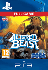 Altered Beast for PS3