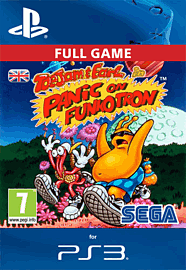 Toejam & Earl: in Panic on Funkotron for PS3