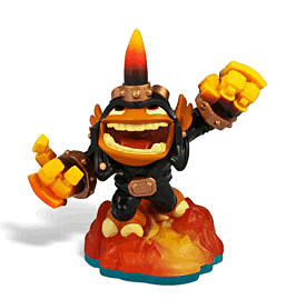 Fryno - Skylanders SWAP ForceToys and Gadgets