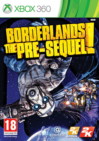 Borderlands The Pre-Sequel on XBOX 360 at GAME.co.uk
