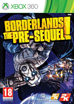 Borderlands: The Pre-Sequel! at GAME.co.uk