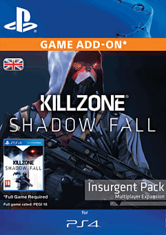 Killzone: Shadow Fall - The Insurgent Pack for PS4