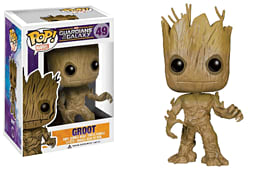 Guardians of The Galaxy Groot Pop Vinyl FigureToys and Gadgets