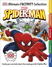 Spider-Man Ultimate Factivity CollectionCounter Basket