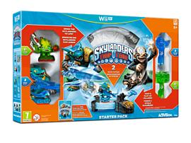 Skylanders Trap Team Starter Pack for Wii-U