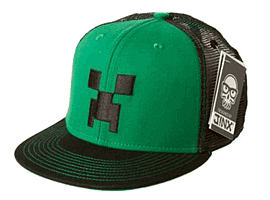 Minecraft Cap (Small)Clothing and Merchandise