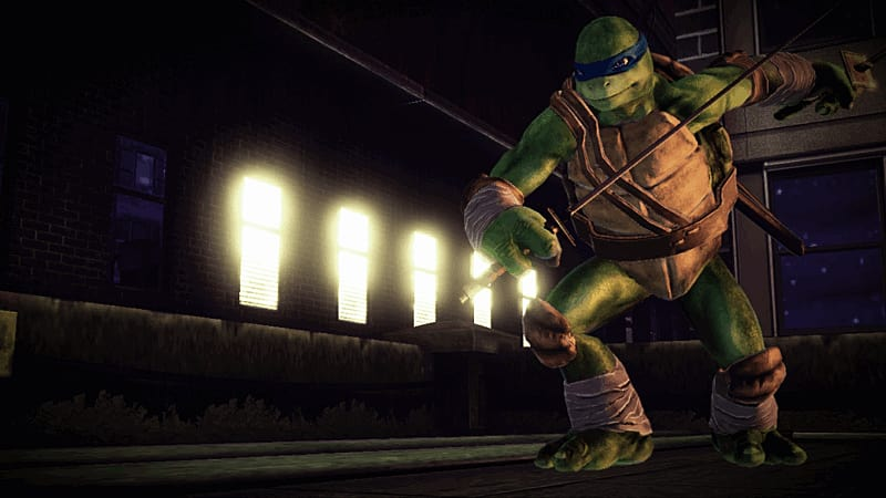 Buy Teenage Mutant Ninja Turtles: Out of the Shadows on PlayStation ...
