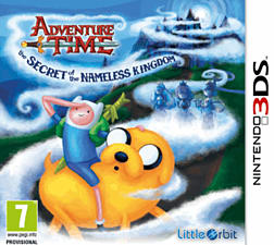 Adventure Time: The Secret of the Nameless Kingdom2DS/3DS