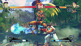 Ultra Street Fighter IV screen shot 3