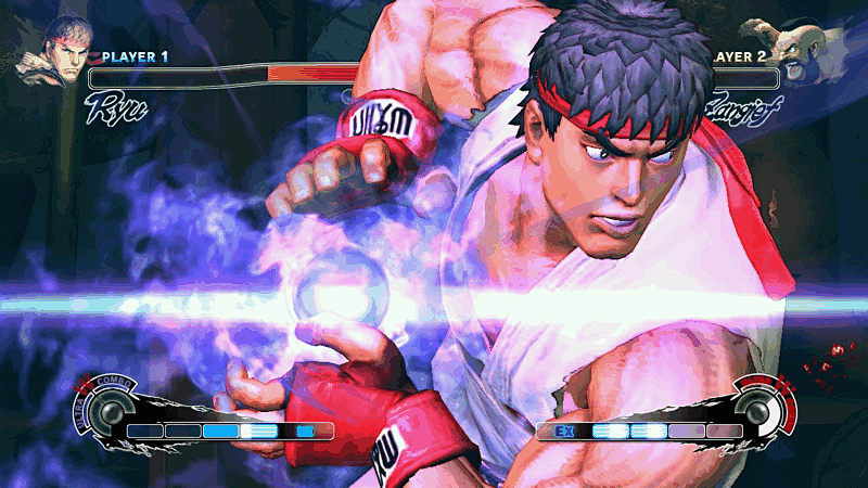 Editor's Choice - Ultra Street Fighter IV.