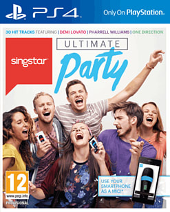 Singstar Ultimate Party for PlayStation 4 at GAME.co.uk