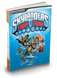 Skylanders Trap Team Strategy GuideStrategy Guides & Books