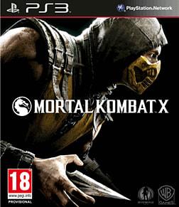 Mortal Kombat X PlayStation 3