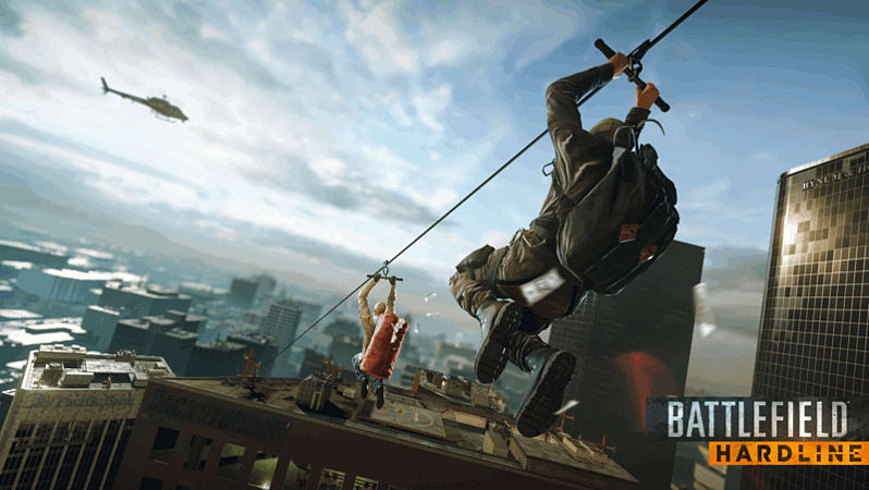Battlefield: Hardline Screenshots