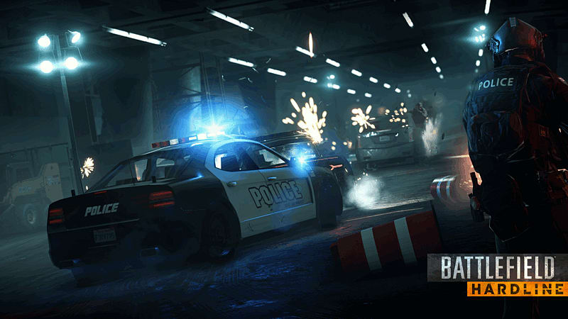 Battlefield Hardline for PC, Xbox One, Xbox 360, PlayStation 4 and PlayStation 3.