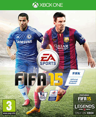 FIFA 15 on XBOX One at GAME.co.uk