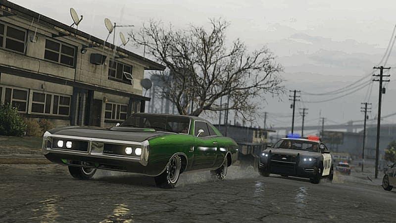 Grand Theft Auto 5 (GTA V)telecharger gratuit sans verification humaine