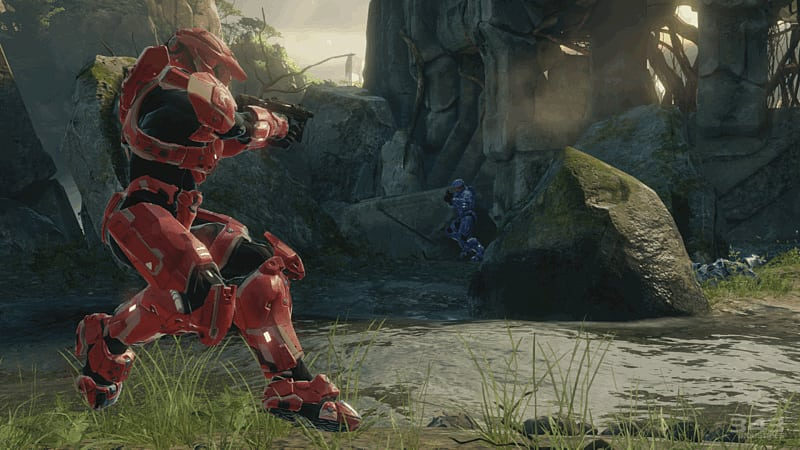 Halo: Master Chief Collection only on Xbox One
