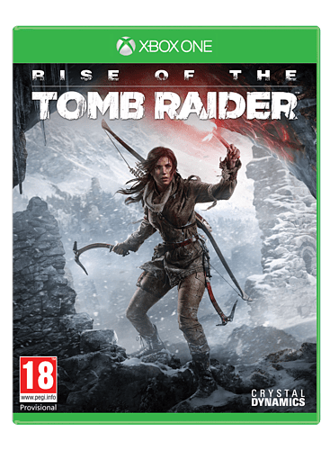 Rise of The Tomb Raider on XBOX One at GAME.co.uk