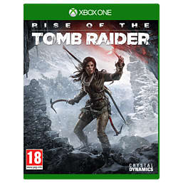 Rise of the Tomb RaiderXbox OneCover Art
