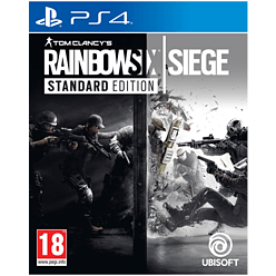 Tom Clancy's Rainbow Six: SiegePlayStation 4Cover Art