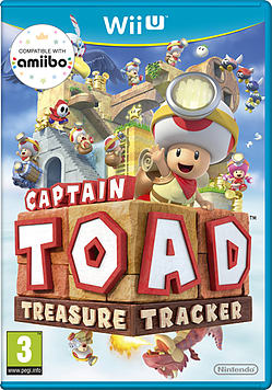 Captain Toad: Treasure Tracker for Wii-U