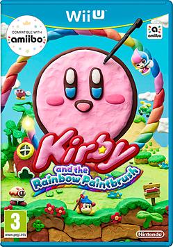 Kirby & the Rainbow Paintbrush Wii U