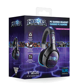 Turtle Beach Heroes Of The Storm Headset for PC & MacAccessories