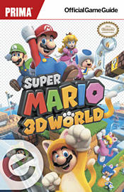 Super Mario 3D Land eGuideStrategy Guides & Books