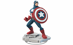 Captain America - Disney INFINITY 2.0 Character screen shot 1