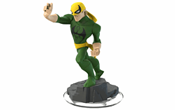 Iron Fist - Disney INFINITY 2.0 Character screen shot 1
