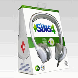 SteelSeries The Sims 4 Gaming Headset Accessories