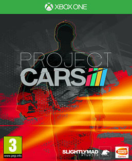 Project CARSXbox OneCover Art
